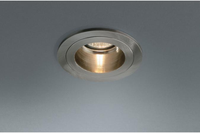 Встраиваемый спот GALEA recessed nickel 1x50W Massive 59410/17/10