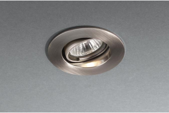 Встраиваемый спот MANGO recessed nickel 3x35W  Massive 59463/17/10