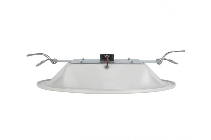 Светильник встраиваемый Canopus recessed LED white 1x13W SELV Philips 59713/31/16