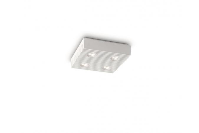 Светильник Ledino ceiling lamp LED white 4x7.5W SEL Philips 69067/31/16