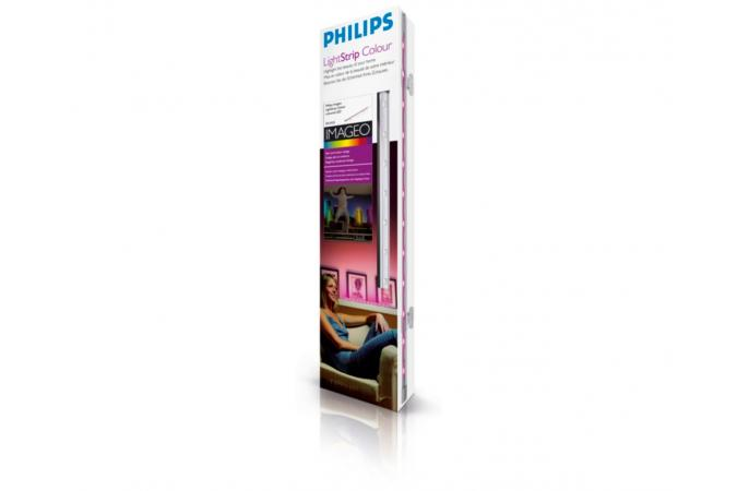 Светильник Philips LightStrip Color 69113/55/PH