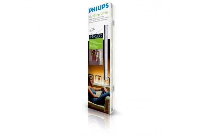 Светильник Philips LightStrips Fix LED 3 Вт