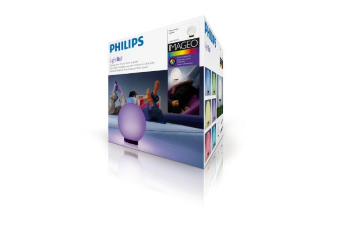 Светильник Philips IMAGEO LightBall 69128/55/PH