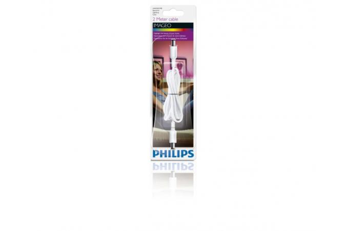 Кабель Philips для LIGHTSTRIP COLOR 2M 69134/55/PH