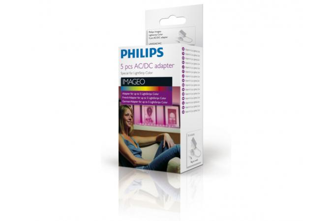 Адаптер Philips для LightStrip Color 69136/55/PH