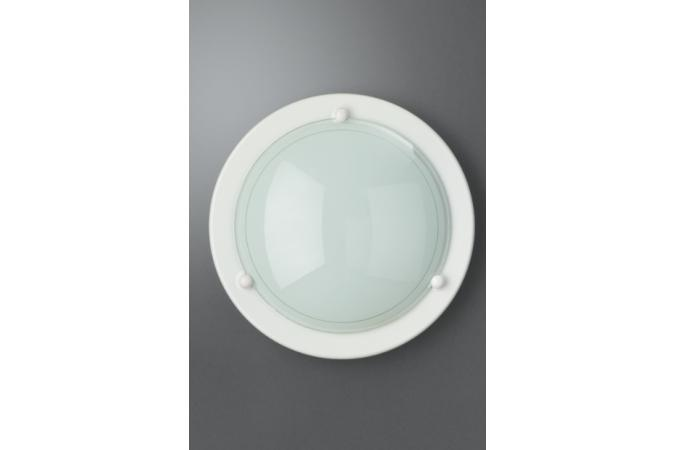 Светильник Fergie ceiling lamp white 1x60W Massive 70700/01/31