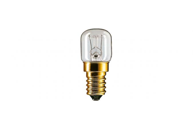 Лампа накаливания Philips E14 230-240V T22 OV 1CT 15 Вт