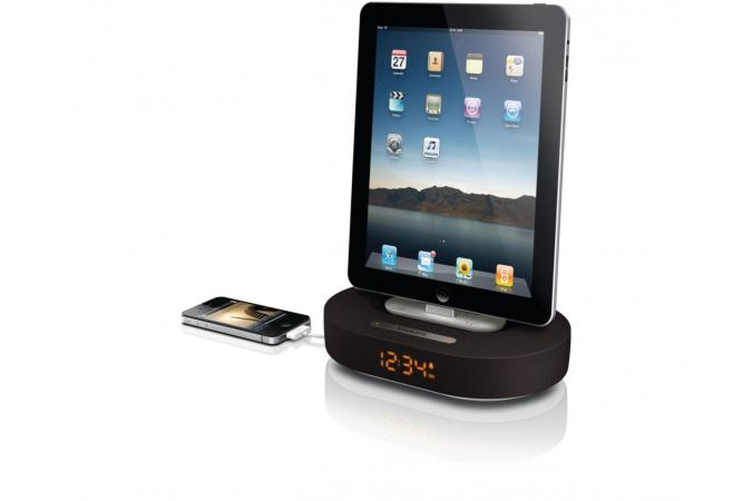 Док-станция для IPod/iPhone Philips DS1200