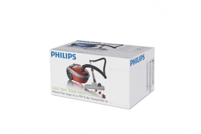 Пылесос Philips Expression FC8617