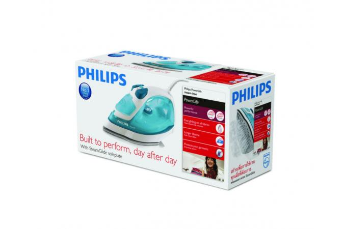 Паровой утюг Philips PowerLife GC2910