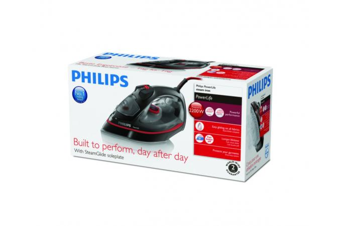 Паровой утюг Philips PowerLife GC2965