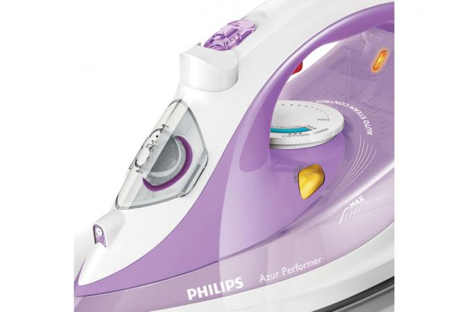 Паровой утюг Philips Azur Performer GC3803