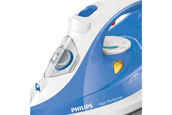 Паровой утюг Philips Azur Performer GC3810