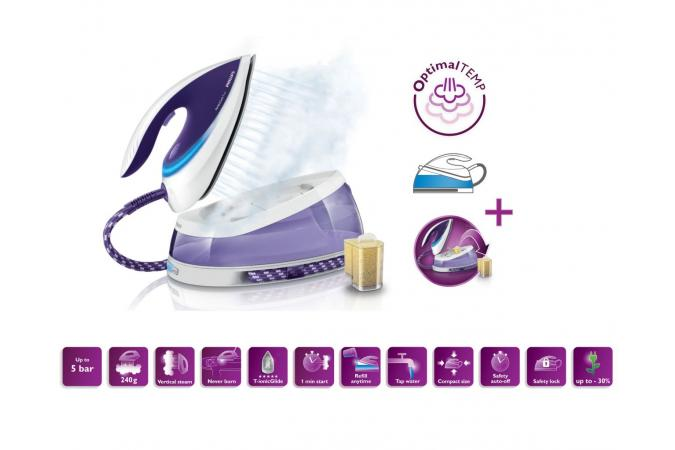 Парогенератор Philips PerfectCare Pure GC7635