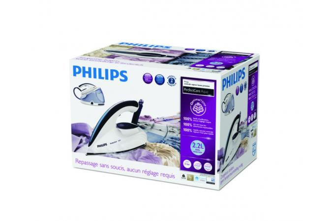 Парогенератор Philips PerfectCare Aqua GC8620