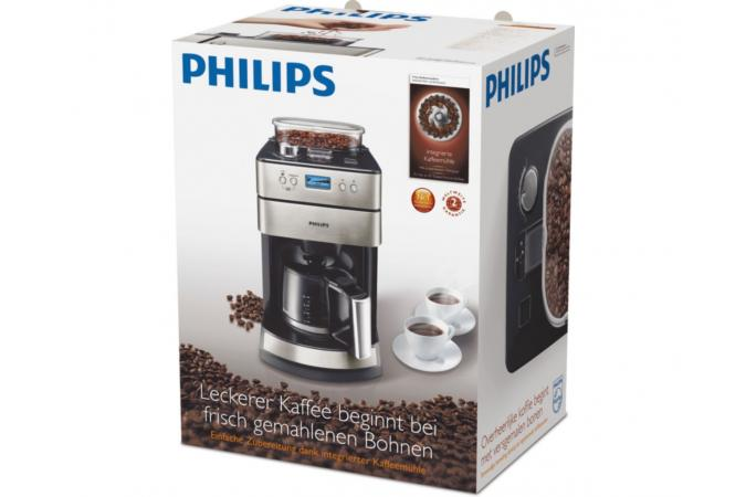 Кофеварка Philips HD7751