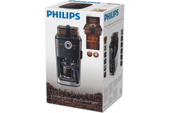Кофеварка Philips HD7761