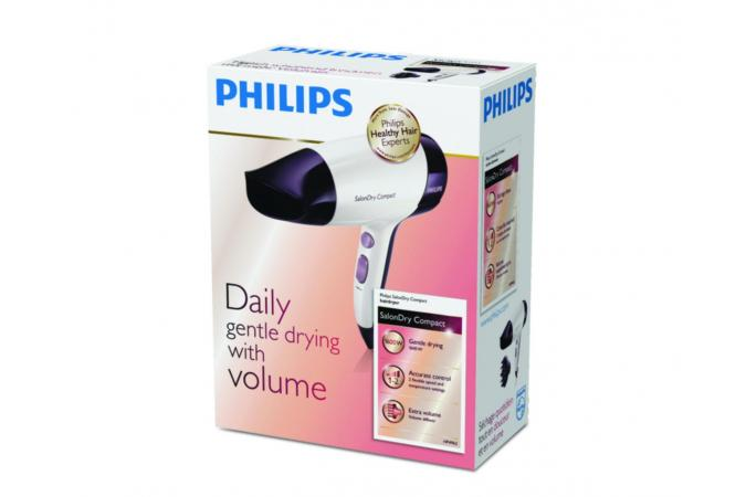 Фен  Philips HP4962 SalonDry Compact