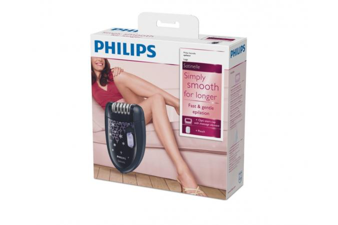 Эпилятор  Philips HP6422 Satinelle