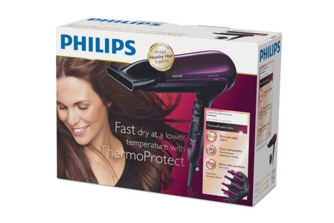 Фен Philips HP8233 ThermoProtect
