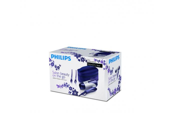 Фен Philips  HP8296 Travel