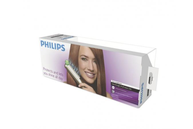 Выпрямитель Philips HP8360 SalonStraight ProProtect