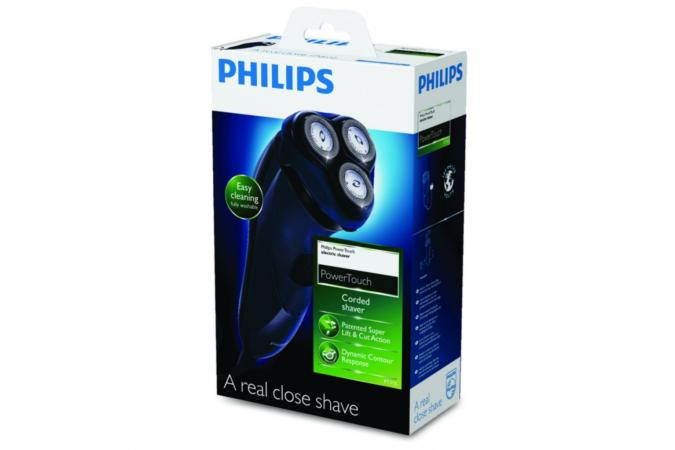Бритва PowerTouch Philips PT715