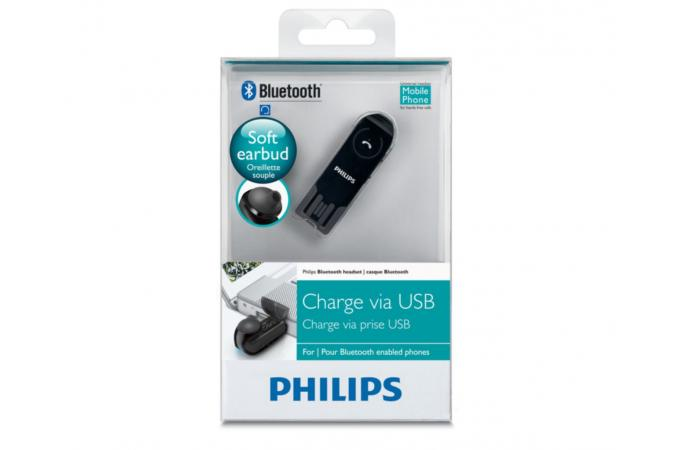 Bluetooth гарнитура Philips SHB1400
