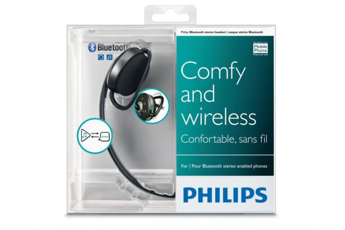 Стерео - Гарнитура Bluetooth Philips SHB6110
