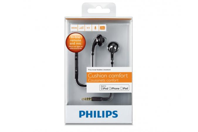 Гарнитура для IPhone Philips SHH4507