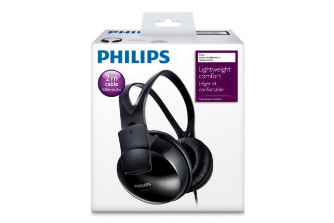 Стереонаушники Philips SHP1900