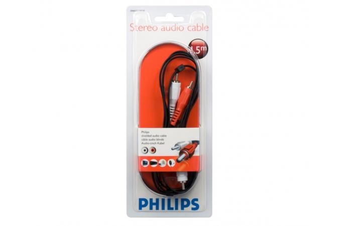 1.5m аудио-стерео кабель Philips SWA2521W