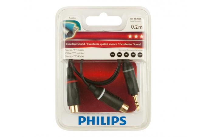 Стерео Кабель Philips SWA7555S