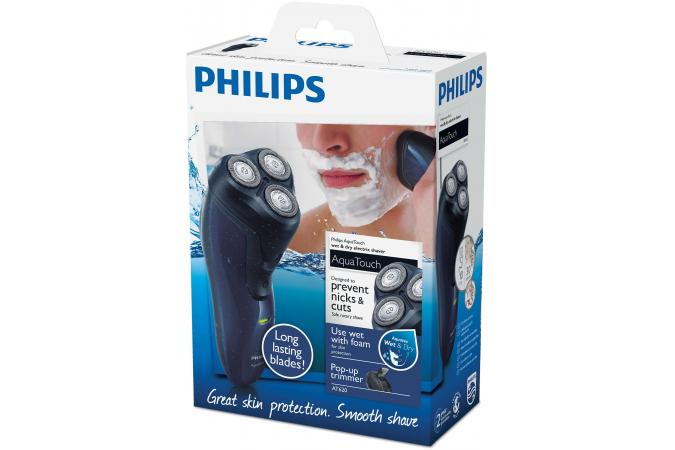Бритва AquaTouch Philips AT620