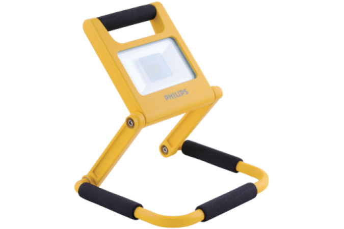 Светодиодный прожектор Philips Essential SmartBright Portable Worklight BGP110 YELLOW 10 Вт