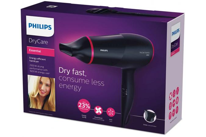 Фен Philips DryCare Essential BHD029