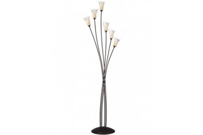 Светильник TORELLI floor lamp BrownBrush 6x20W 12V Eseo 38003/43/13