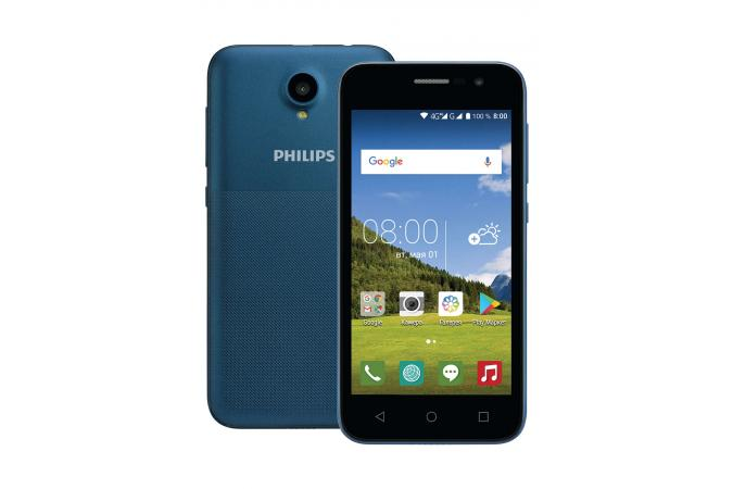 Смартфон Philips S257 1/8Gb