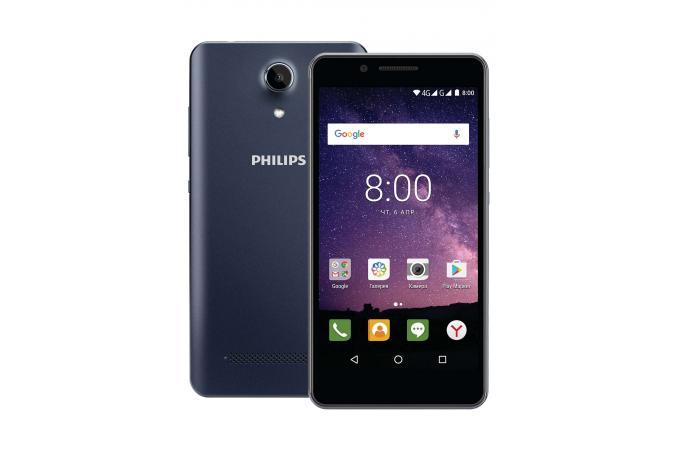 Смартфон Philips S327 1/8Gb