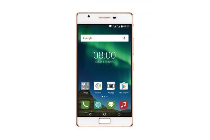 Смартфон Philips Xenium X818 3/32Gb Шампань