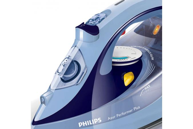 Паровой утюг Philips Azur Performer Plus GC4526