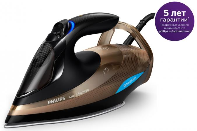 Паровой утюг Philips Azur Advanced GC4939