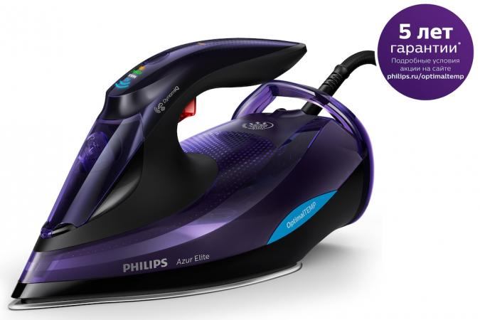 Паровой утюг Philips Azur Elite GC5039