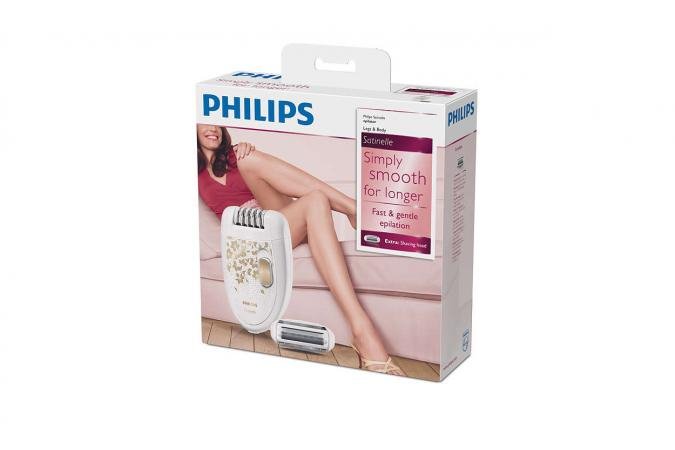 Эпилятор Philips HP6428 Satinelle