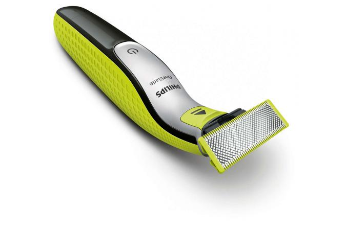 Philips OneBlade с 4 насадками-гребнями QP2530