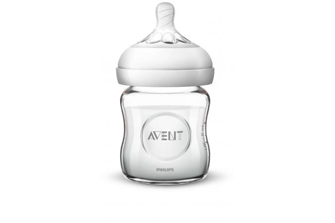 Соска 0 мес + Philips Avent Natural SCF041/27