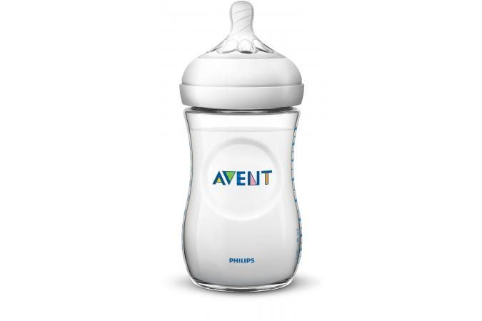 Соска 3 мес + Philips Avent Natural SCF043/27