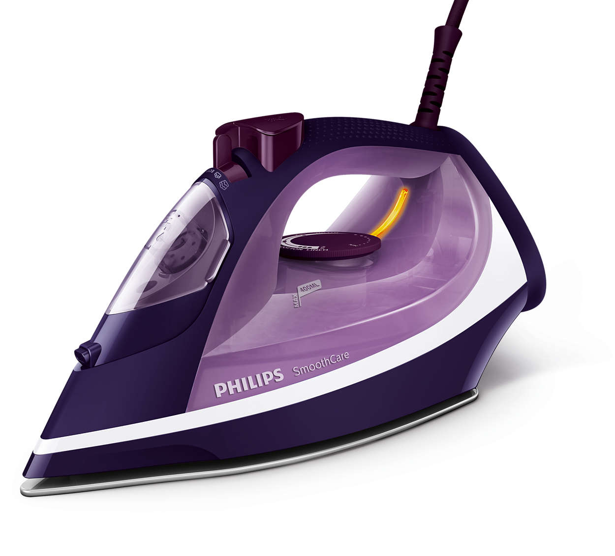 Паровой утюг Philips SmoothCare GC3584